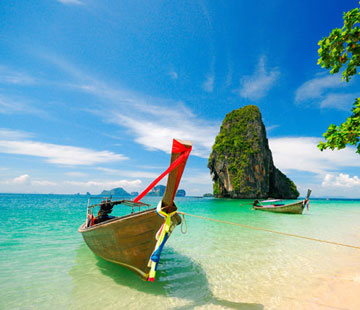 8 days thailand holiday package