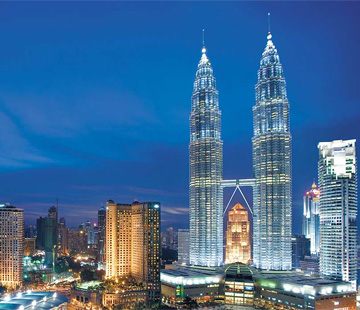 bali malaysia tour packages